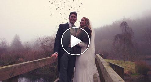 Hannah & Ollie's Wedding Day - Drumtochty Castle