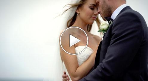 Kirstie & David's Wedding Day Highlights