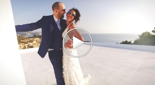 Natasha & Neil's Ibiza Wedding Highlights