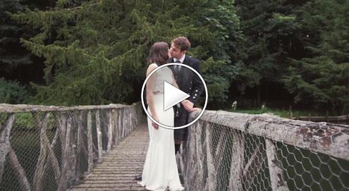 Rosie & Gavin's Wedding Day Highlights - Manderston House