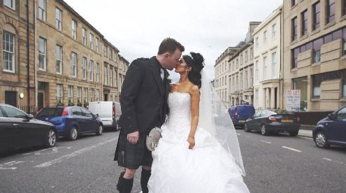 Blytheswood Sq Wedding