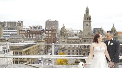 29 Glasgow Wedding Film