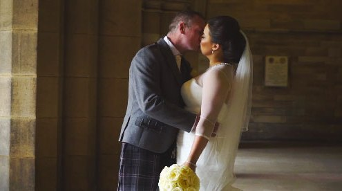 Parsonage Wedding Video