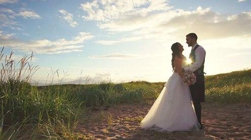 Waterside Wedding Video