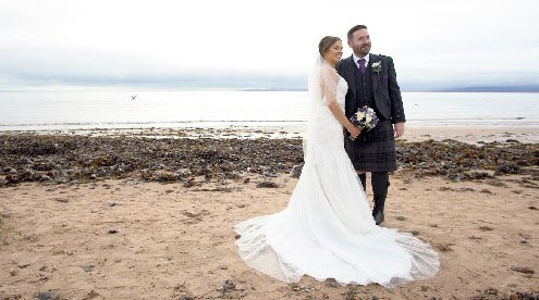 Seamill Hydro Wedding Film