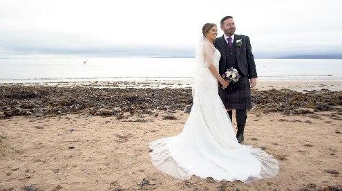Seamill Hydro Wedding Film
