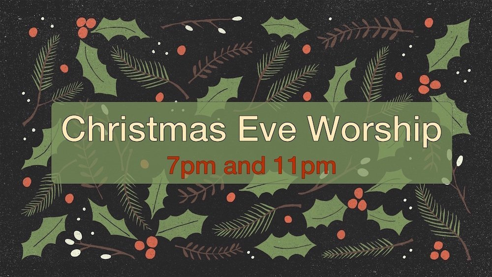 Christmas Eve Worship