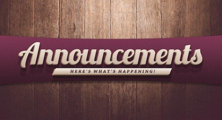 announcements june 4 2017 good shepherd lutheran church of old