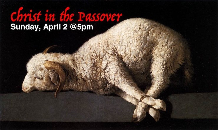 Christ in Passover