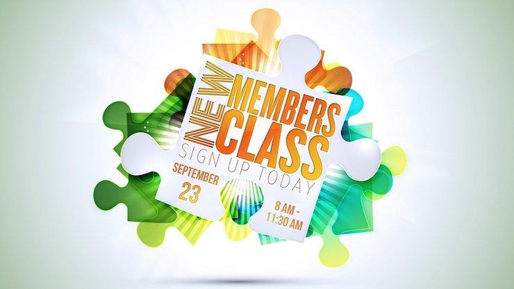 New Member Orientation September 23