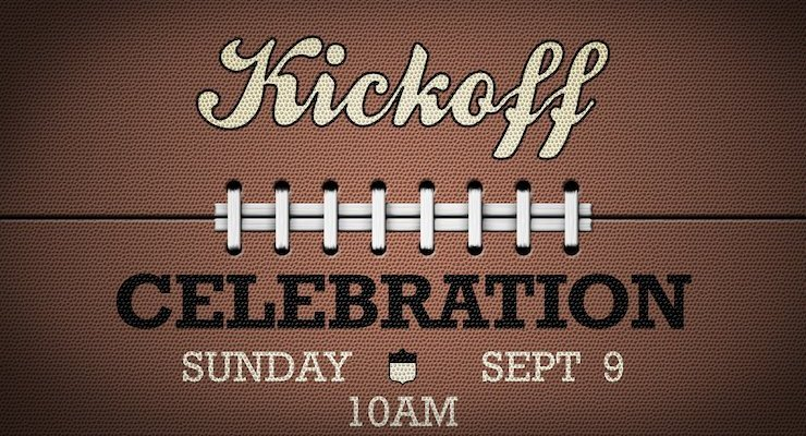 Fall Kickoff Celebration