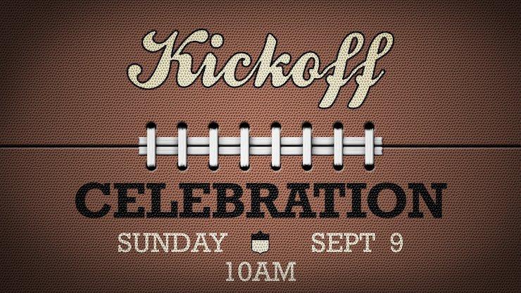 Fall Kickoff Celebration