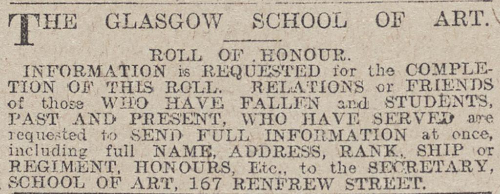 Glasgow Herald on 1 November 1920