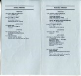 Activities Week Programme 1980, Page 3