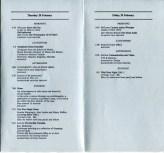 Activities Week Programme 1980, Page 4