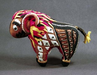 Decorative Animal (Archive reference: NDS/GB/70)
