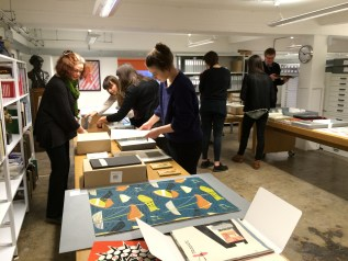 GSA Archives and Collections Opening