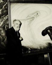 Jean Delville - Belgian Artist. Image courtesy of Cultured