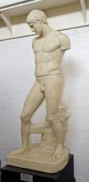 Standing Discobolus, 19th century, GSA Archives and Collections (archive reference: PC/09)