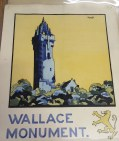 Wallace Monument, c1927 by John MacGowan Hearty (archive reference: NMC/572)