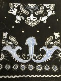 Design for Wallpaper, 1903 by James Henry Porteous (archive referene:NMC/690)
