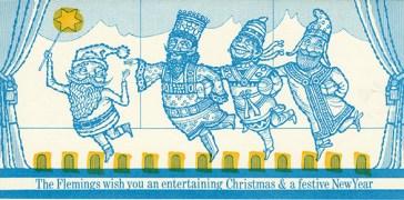 Bob Finnie Christmas Card Collection