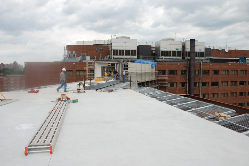 Union Memorial Hospital Helicopter Pad 2