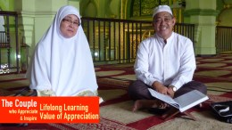 The Exemplary Couple of Lifelong Learning and Value of Appreciation
