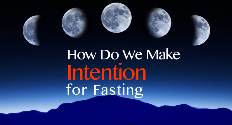Intention for Fasting - GSalam.Net