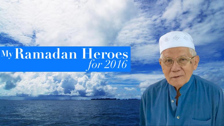 My Ramadan Heroes for 2016