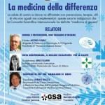 """Evento """"La medicina della differenza"""""""