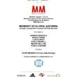 Invito Milano Mondiale - Martedi 3 giugno