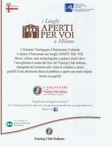 VOLONTARI TOURING CLUB ITALIANO 001