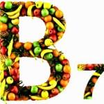 VITAMINE IDROSOLUBILI: Vitamina B7
