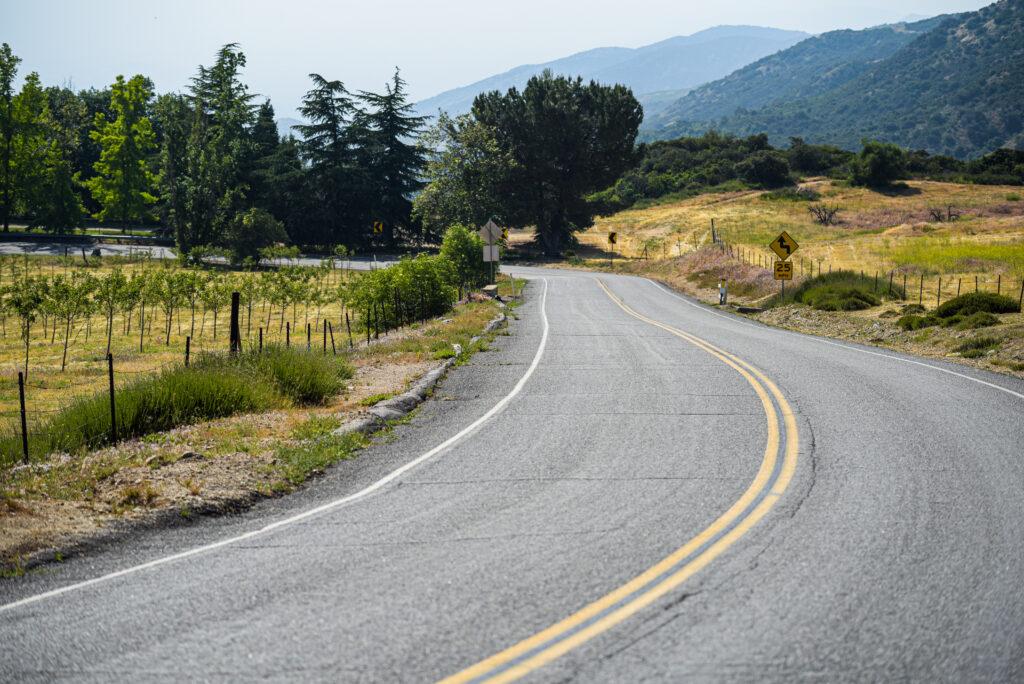Oak Glen Road
