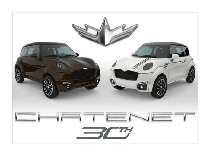 Chatenet CH26 30ème Anniversaire