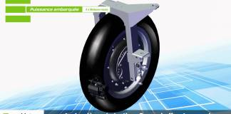 Eon Weez roue
