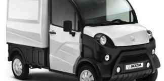 Aixam D-Truck 2018