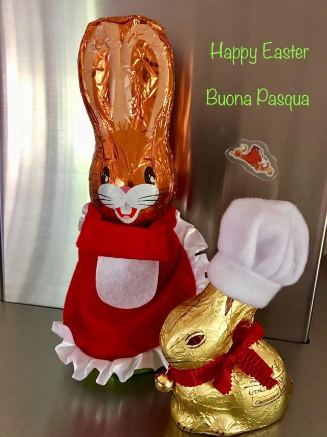 BUONA PASQUA-HAPPY EASTER
