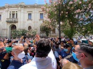 13 Giugno 2020 Salvini in Calabria