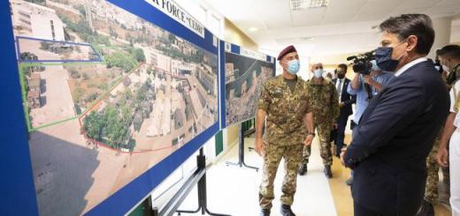 Il Libano può contare sull'Italia - Visita del Presidente del Consiglio Italiano a Beirut