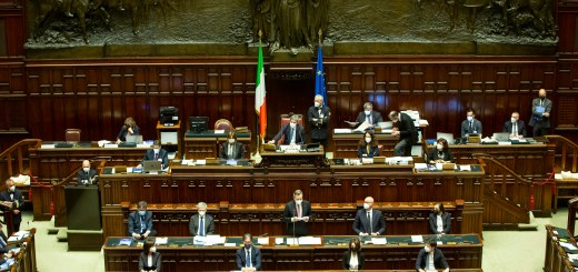 La Repubblica Italiana accoglie in parlamento il PNRR