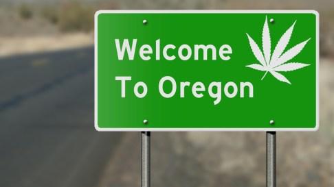 Resultado de imagem para oregon cannabis