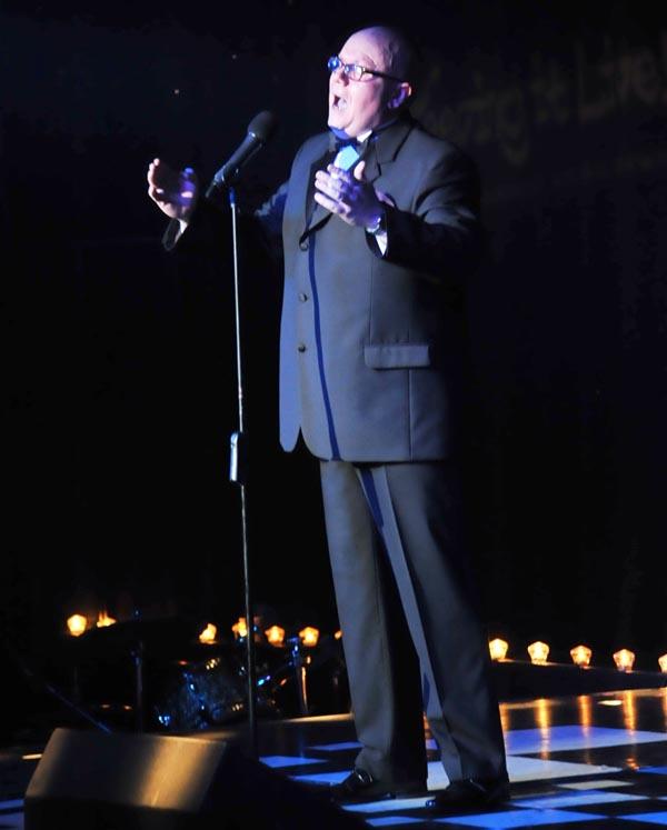 'Rob Stevens - The Voice'