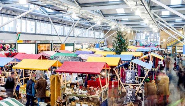 The Open Market - Photo Visit Brighton