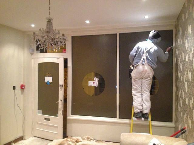 2901d448f7a Decorating Radiance Hair Beauty Salon Fitzrovia Central London - GSD ...
