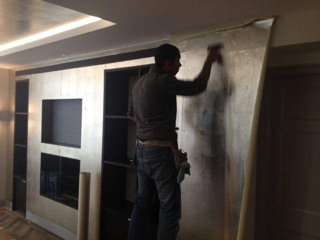 Specialist Wallpaper Hangers London - GS Decorating