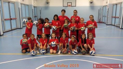 Scuola Volley-La Squadra