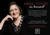 Amanda Strydom to perform at Amazink