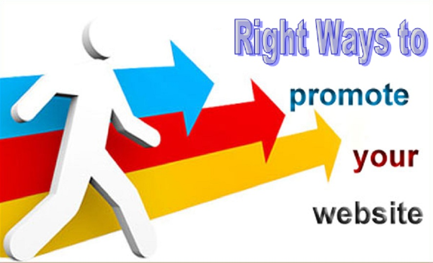 Promote Your Website in a Right Way